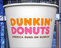 Dunkin Stadium Cup