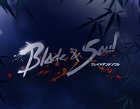 2014' Blade and soul Japan promotion
