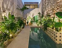 Canela House in Mérida - Workshop Diseño y Construcción