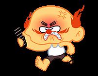 I'm angry!!!