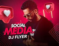Social media DJ Flyer - The lords & Barons