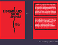 Librarians With Spines Book Design