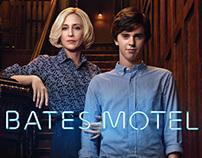 A&E Bates Motel 2 Digital ad campaign