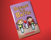 Children's Science Book Concept