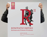 RENOVATIO IMPERII- Poster design #1