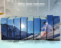 Multi Photo Box Frame Effects Vol2