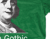 TYPE SHIRT: FRANKLIN GOTHIC