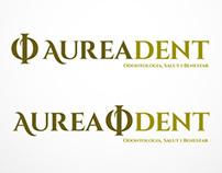 AureaDent. Identidad de marca.