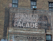 Authenticity is a Popular Facade