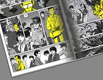 TSW Comic Book