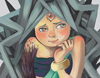 Deceit: Pandora's Box character