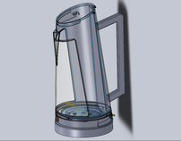 Mechanism System - Electric Kettle