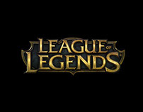 League of Legends Login Screens
