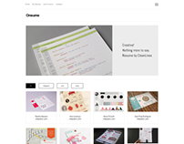 Onsume.com -  A showcase of creative and unique resumes