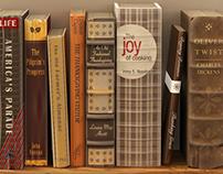 Holiday Bookshelf Series