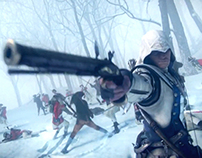 Assassin's Creed 3 TV Commercial