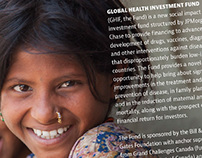 Global health Investment Fund booklet.
