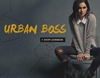 Banners/Lookbook design for Zooshoo
