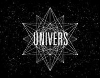 Univers Type Specimen