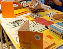 Fada inflada nas feiras de publicações independentes