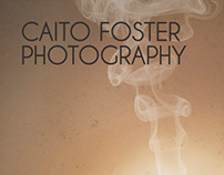 Caito Foster Photography Business Cards