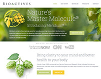 Bioactives Website