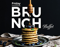 Friday Brunch Buffet Promotion  l  Kempinski Nile Hotel