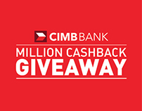 CIMB Million Cashback Giveaway
