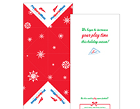 ProSportsMusic Holiday Card