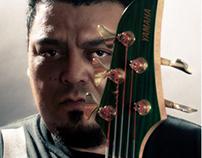 Migue Hernandez Meza  BassMan