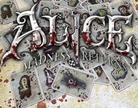 Playing Cards Alice Madness Returns