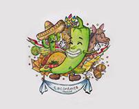 Tacontento - Ilustración