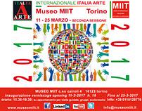 MUSEO MIIT TORINO INTERNAZIONALE ITALIA ARTE 2017