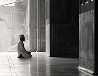 Jamil Masjid - Old Delhi