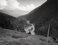 Kashmir Landscapes - Pahalgam