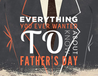 Everything You Ever Wanted To Know About Father's Day