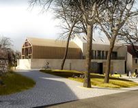 Community centre Hloubětín -Komunitní centrum Hloubětín