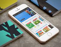 Appcrawlr Mobile Web