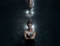 Wanderlust | Underwater Fine Art and Portraiture