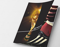 Fifa World Cup Booklet (University Project)