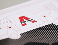 A-clima. Fantastic cover interactive design