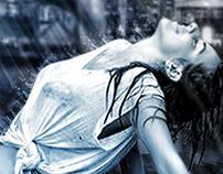 my love & rain