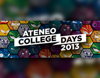 Ateneo College Days 2013 Branding