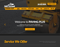Paving Plus Redesign