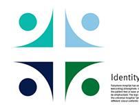 Tullamore Hospital Branding
