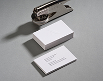 """A"" Business Cards"