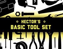 Basic Tool Set | Vector