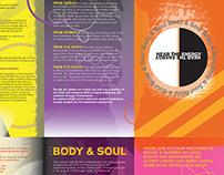 Body & Soul Festival Branding