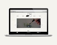Portfolio Studio Joie (PSD to Wordpress)
