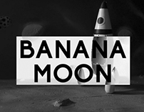 Stopmotion - Banana Moon